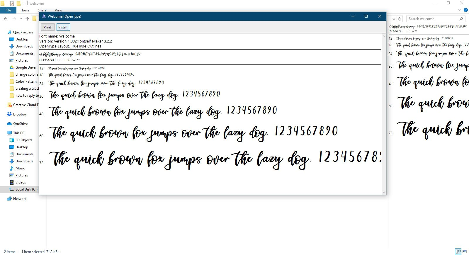 How to Download Fonts From the Web