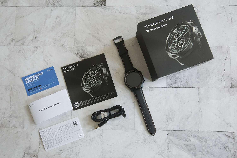 Mobvoi TicWatch Pro 3 GPS