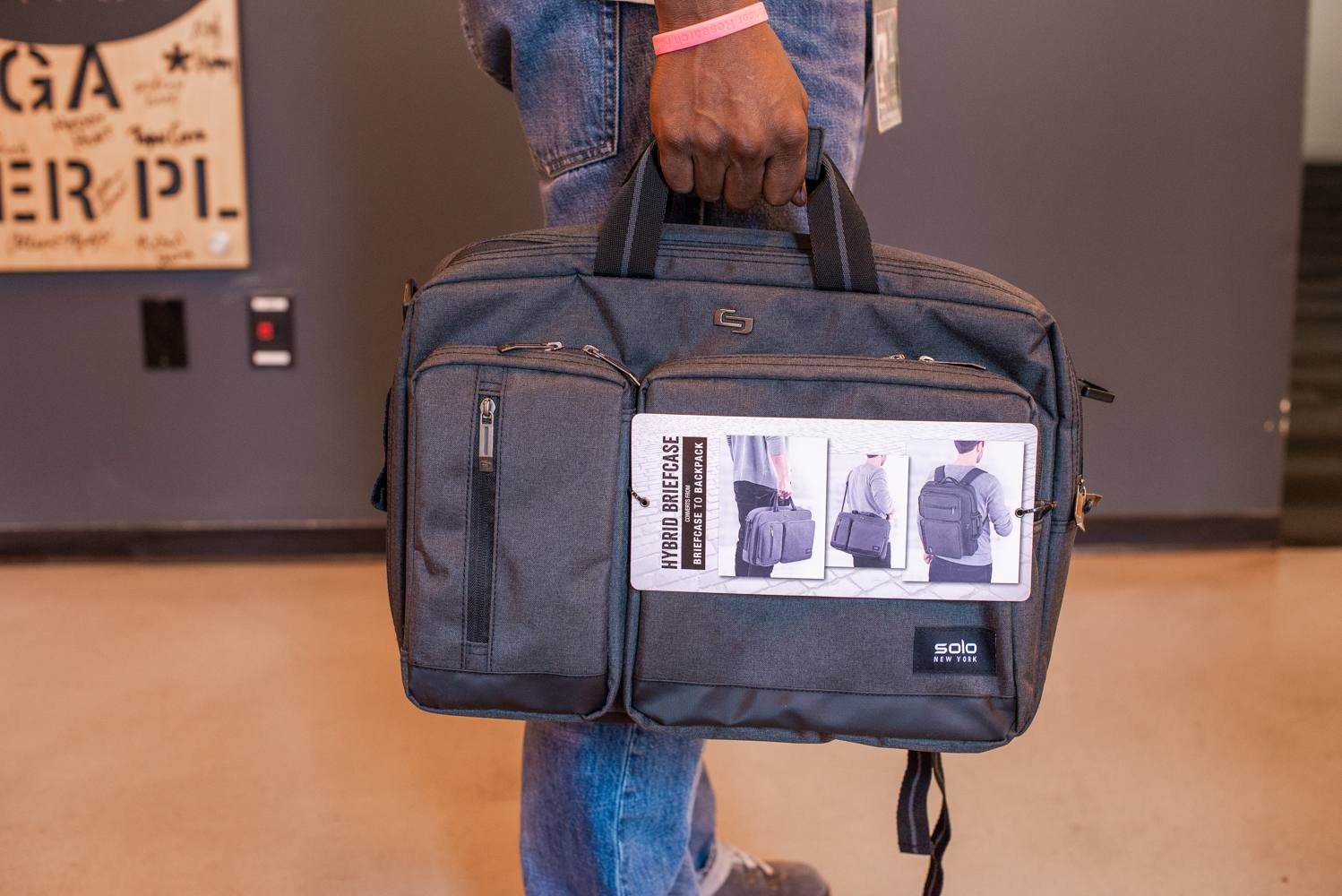 Solo Duane Hybrid Briefcase Backpack Review Simple Yet Functional