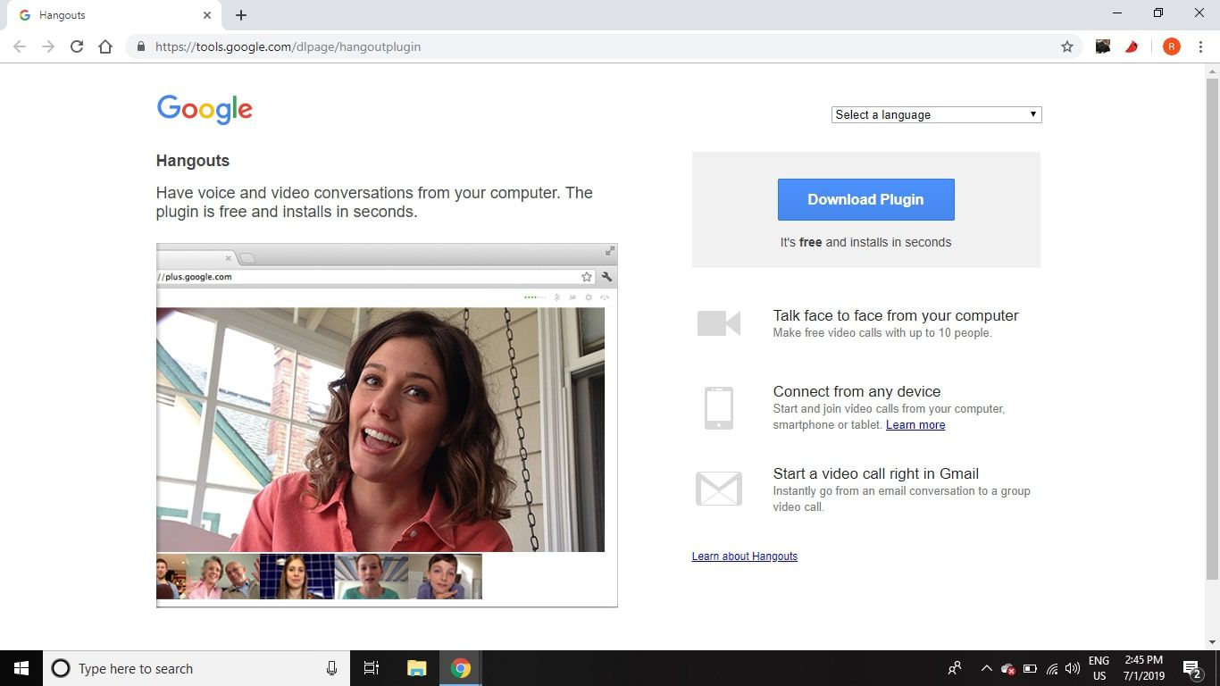 How to Receive Phone Calls in Gmail