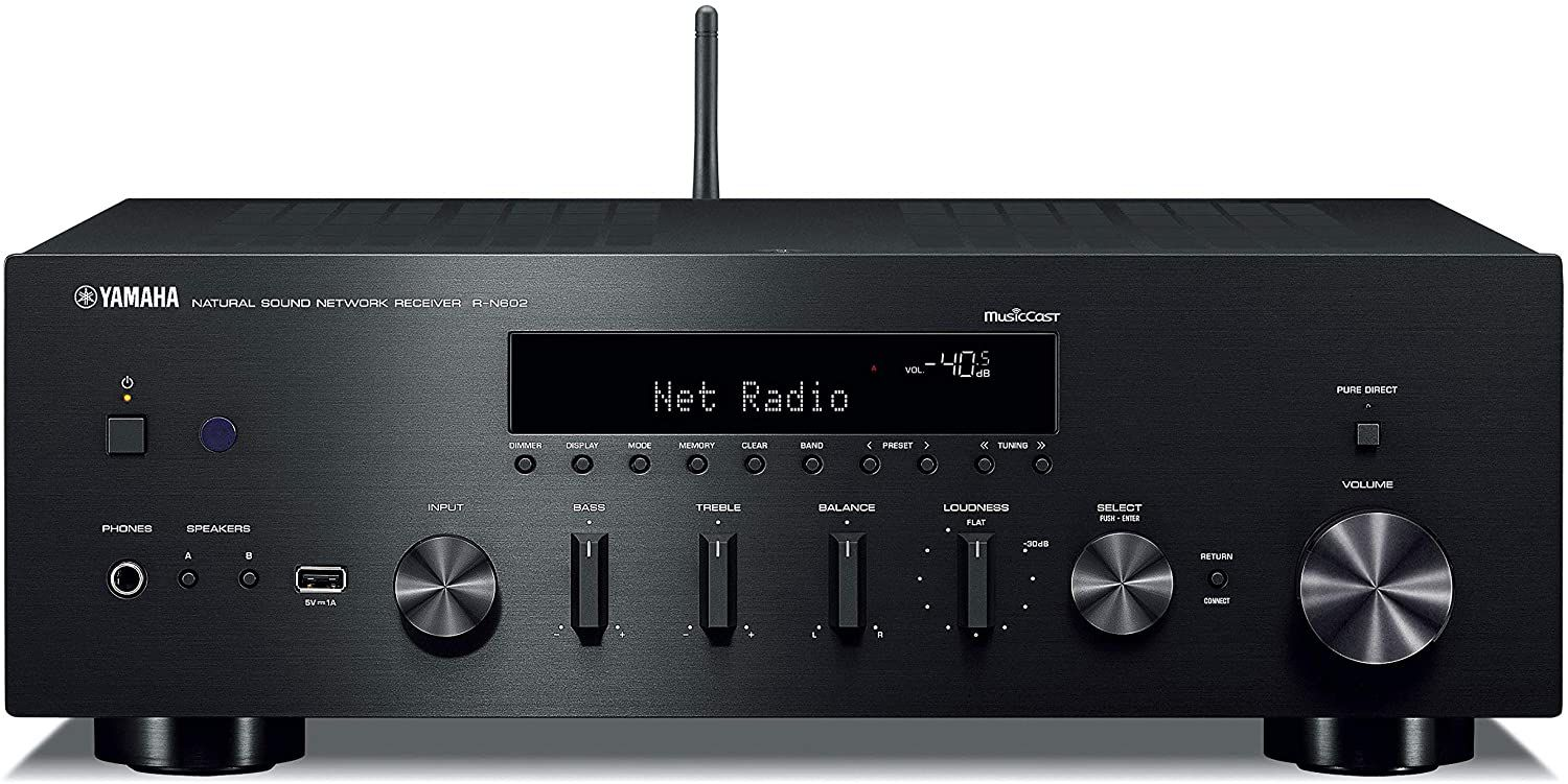 R-N602 Stereo Receiver