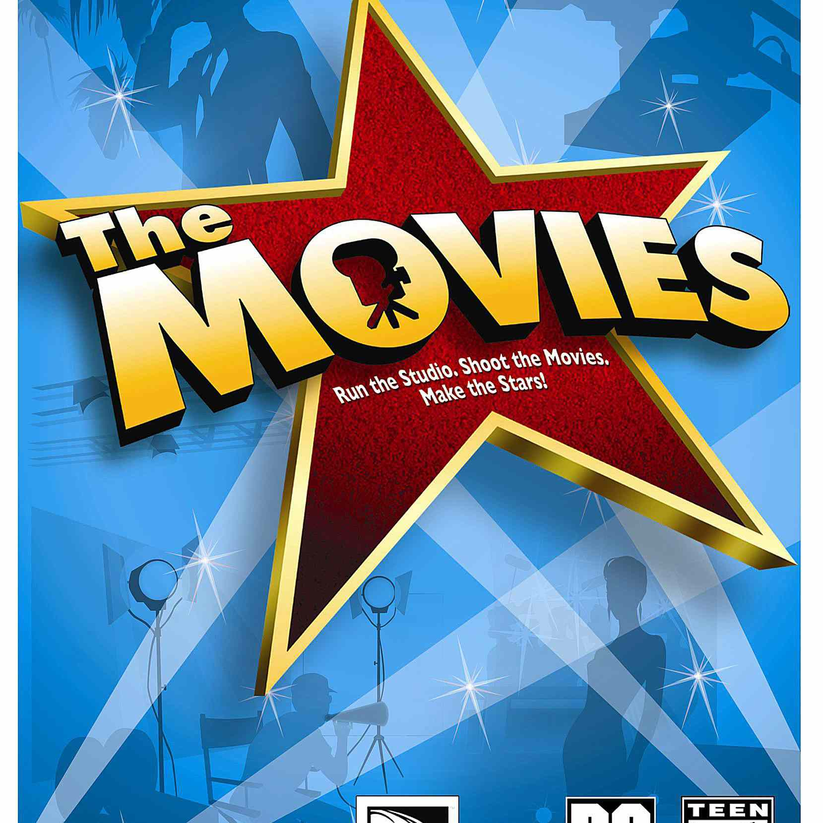 Screenshot of The Movies box cover.