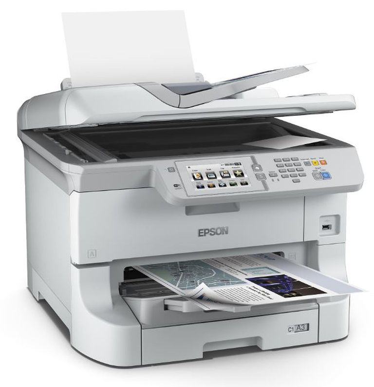 Epson's super high-volume WorkForce Pro WF-6590 multifunction printer