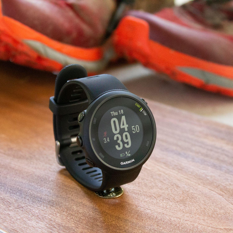 Garmin Gps Watch >> Garmin Forerunner 45 Review: A GPS Watch Made for Runners