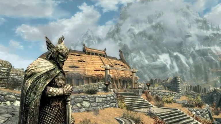 Elder Scrolls V: Skyrim Complete Edition for PC.