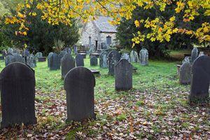 Betwys-Y-Coed 14th century, St Michael's Church