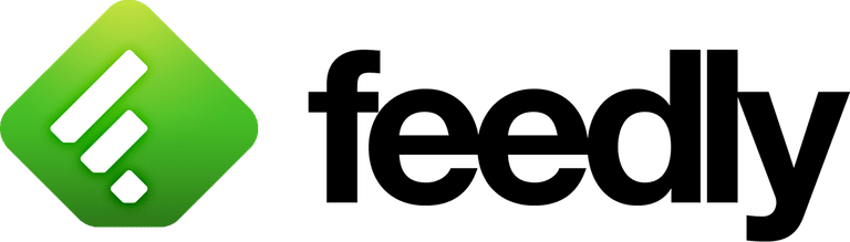The feedly logo