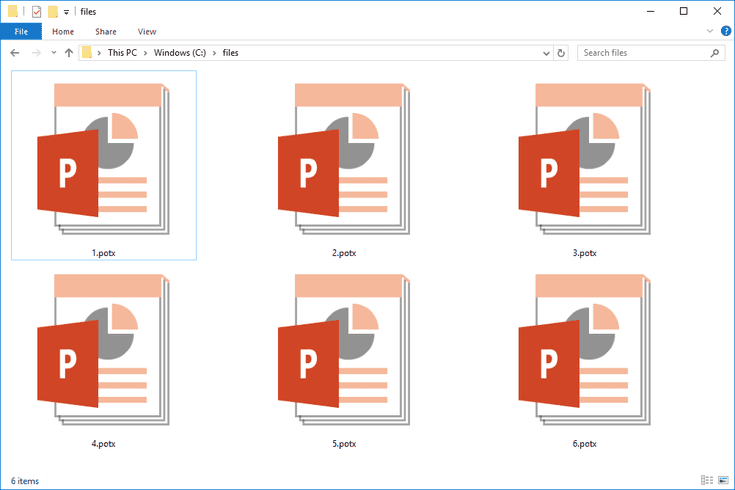POTX File (What It Is & How to Open One)