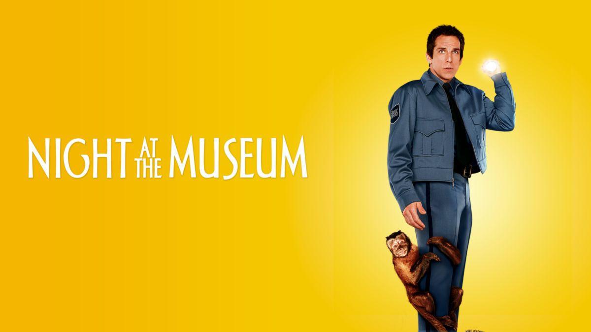 Ben Stiller in Night at the Museum