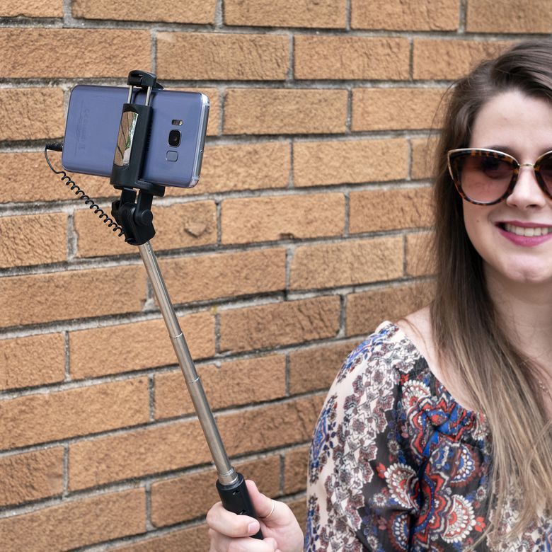 JETech Battery Free Selfie Stick