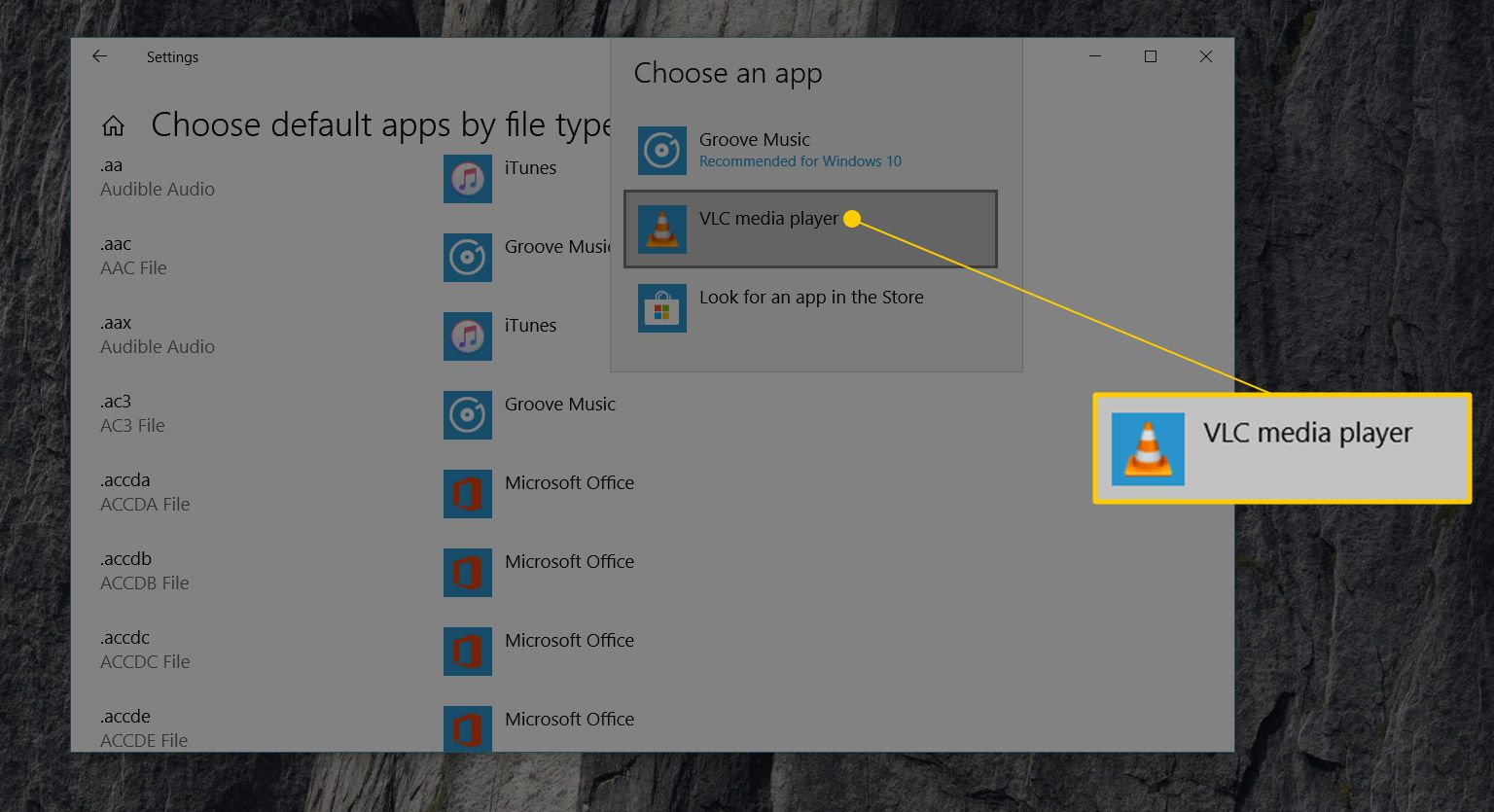 How to Change File Associations in Windows