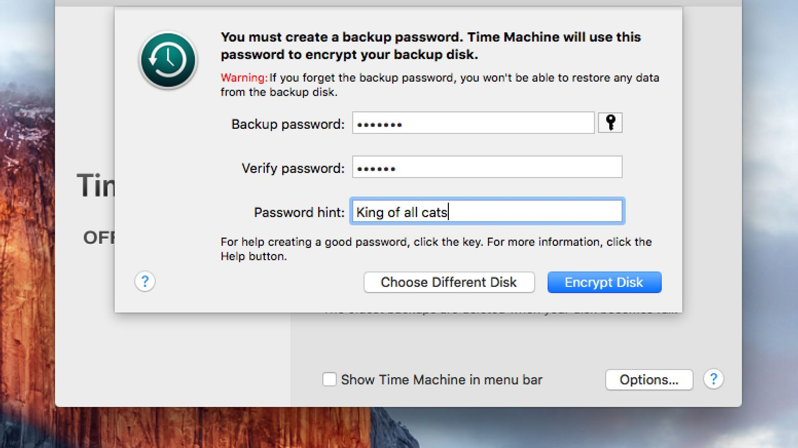 Use This Tip to Encrypt Your Time Machine Backups