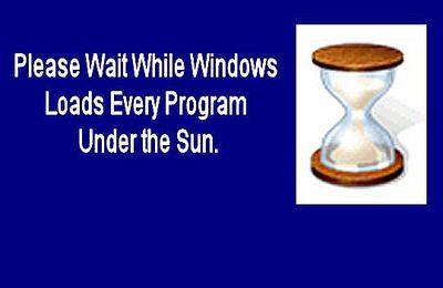 prevent program starts with windows