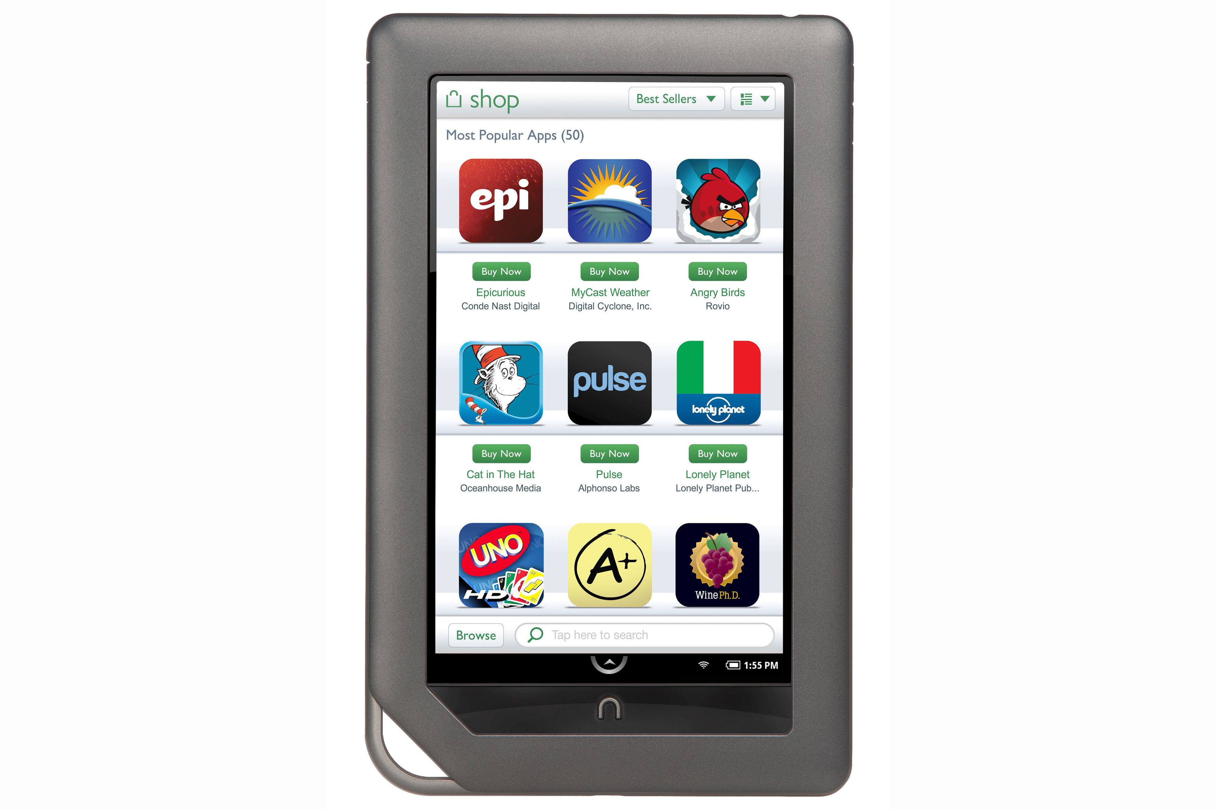 NOOK to Android Tablet: Nook Color Honeycomb Tutorial