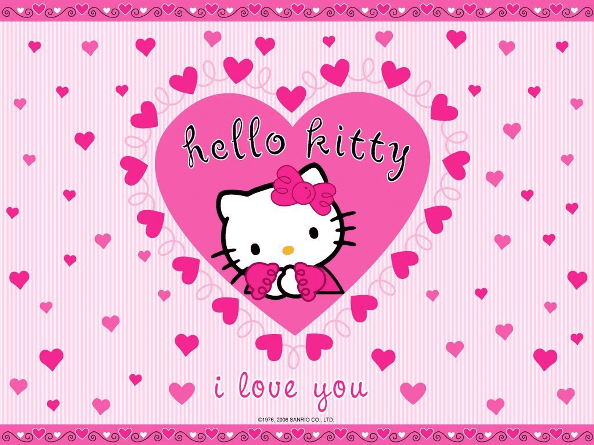 20 Best Free Hello Kitty Wallpapers