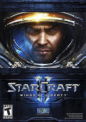 Starcraft II Box Art