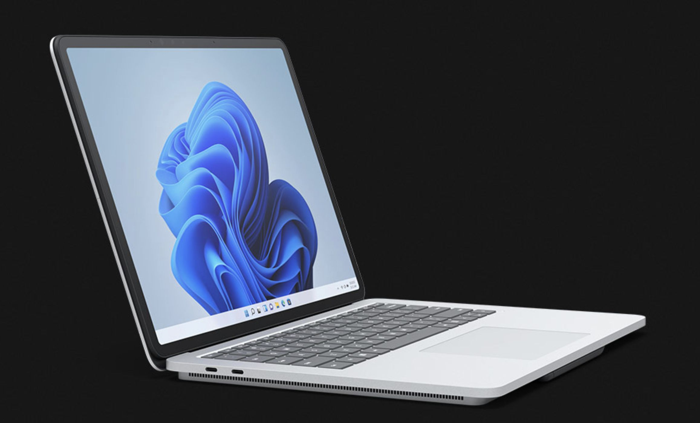 The Surface Pro Laptop from Microsoft.