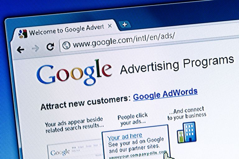 Google adsense advertising programs