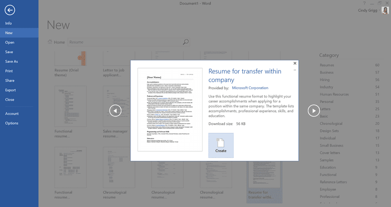 Microsoft's Best Free Resume Templates Or Printables