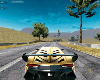 Speed Racing Pro 2 free online car game