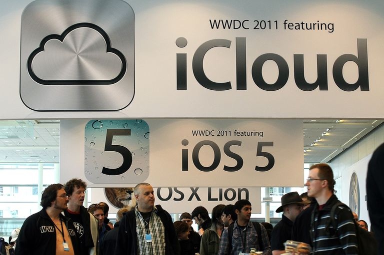 iCloud introduced at WWDC 2011