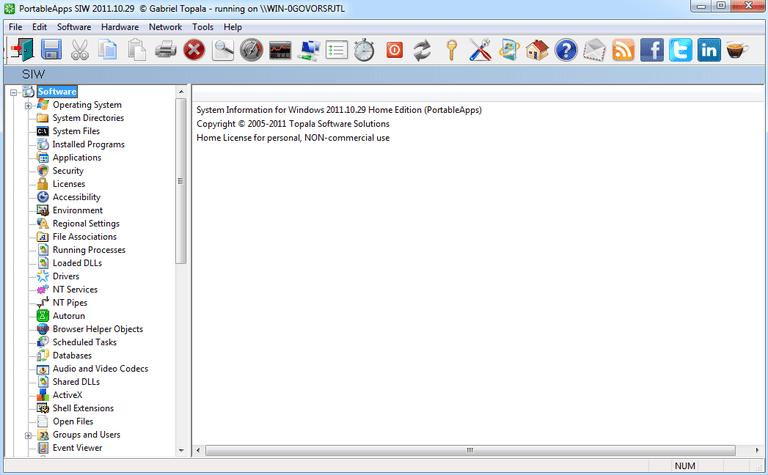 SIW v2011.10.29 in Windows 7