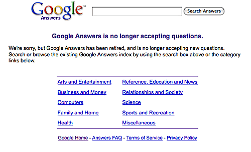 Google Graveyard: Products Killed by Google