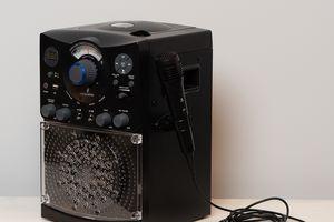 Singing Machine SML385BTBK Karaoke