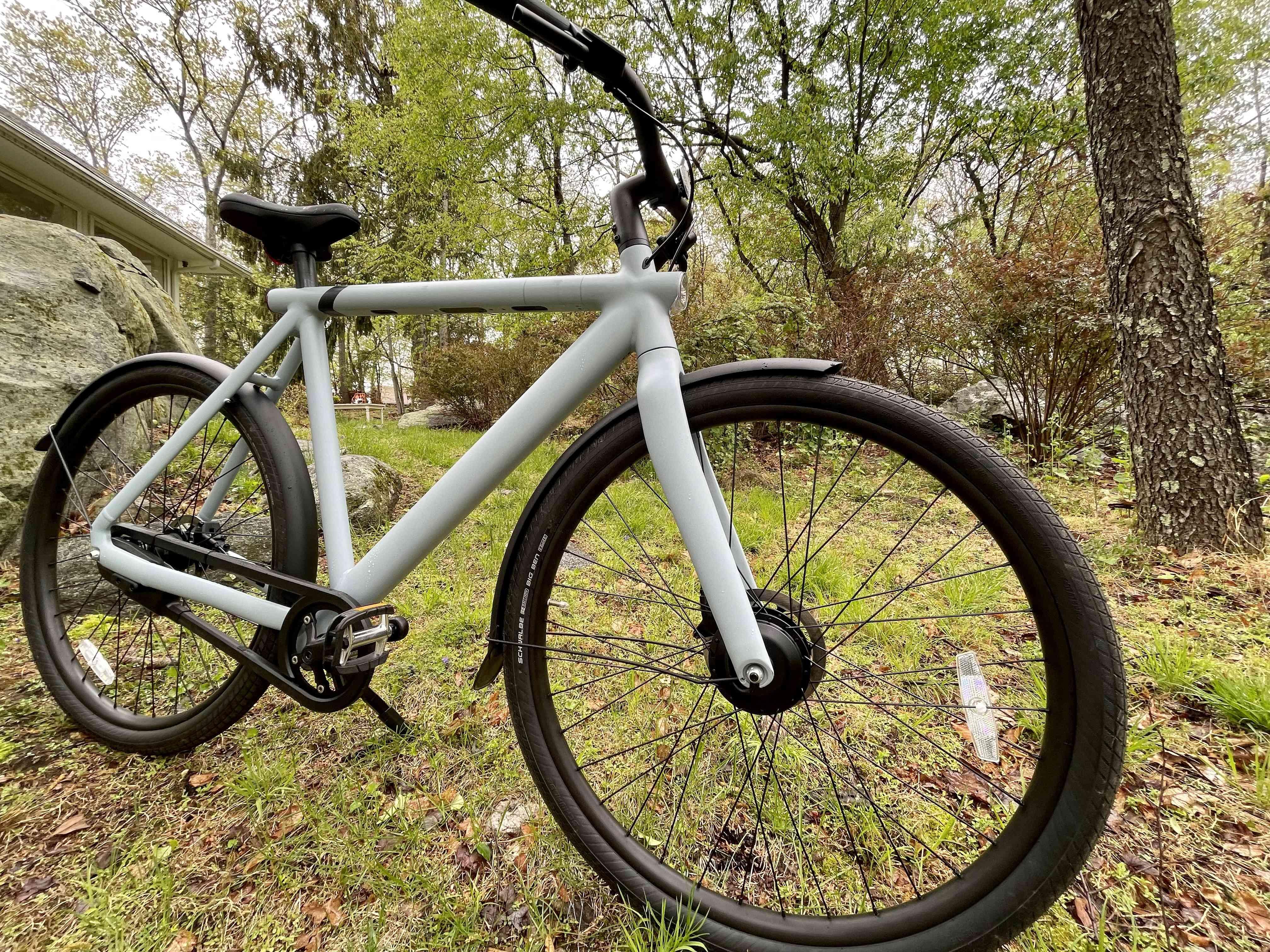 The VanMoof S3 E-Bike.
