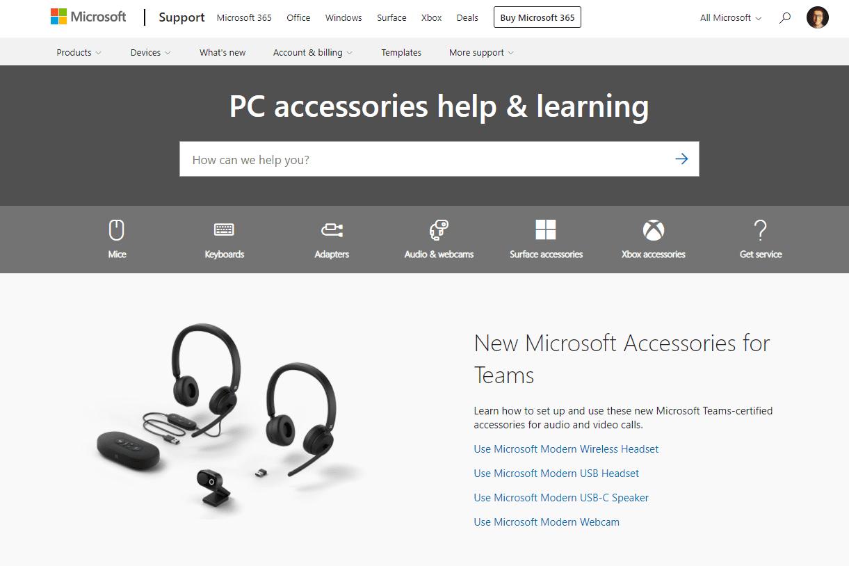 Microsoft device software downloads