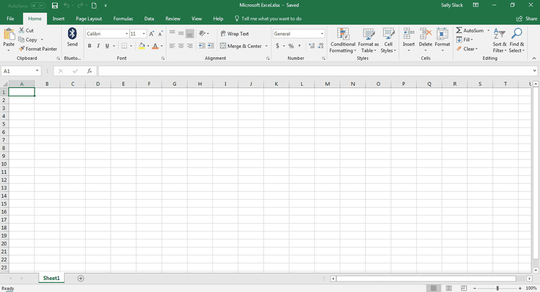 Sum columns or rows with excels sum function screenshotmicrosoft excel ibookread Read Online