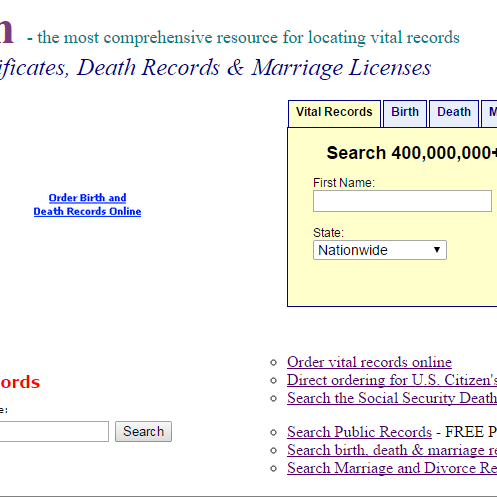 Finding Public Records Online: The Top Free Sources