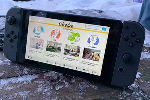 Nintendo Switch's hidden browser