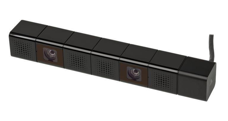 A photo of the PSVR camera