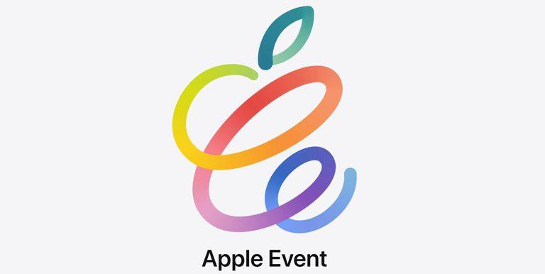 Apple Event logo for April 2021