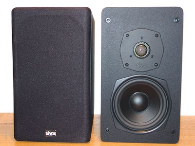 Check Out The SVS SBS 01 Bookshelf Loudspeakers