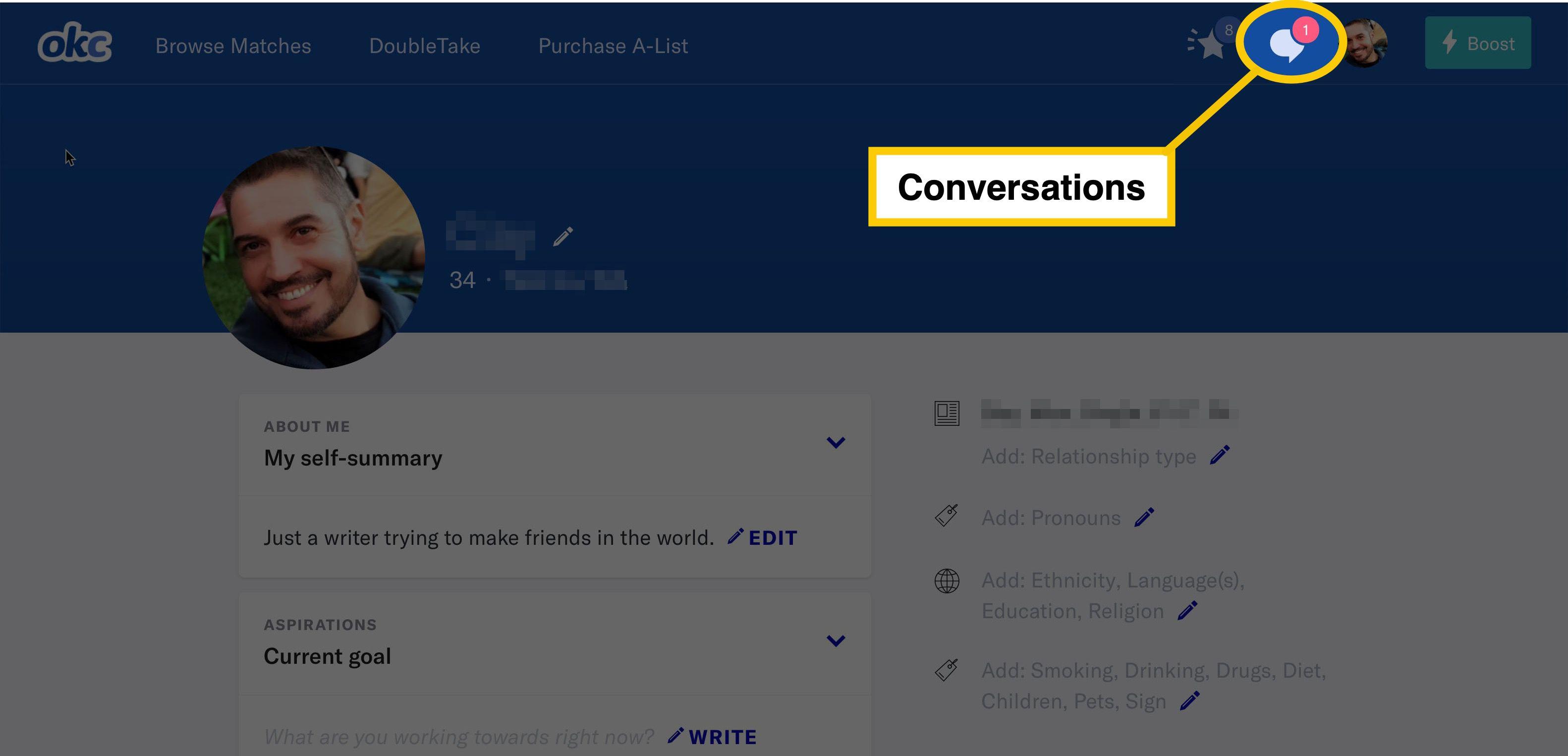 Okcupid pc app  Download OkCupid Dating For PC On Windows 10, 8, 7