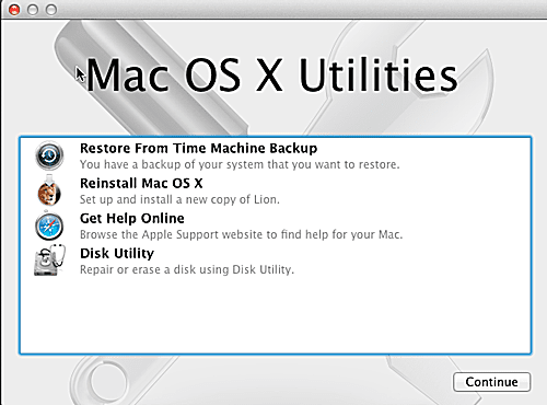 How to Perform a Clean Install of OS X Mountain Lion
