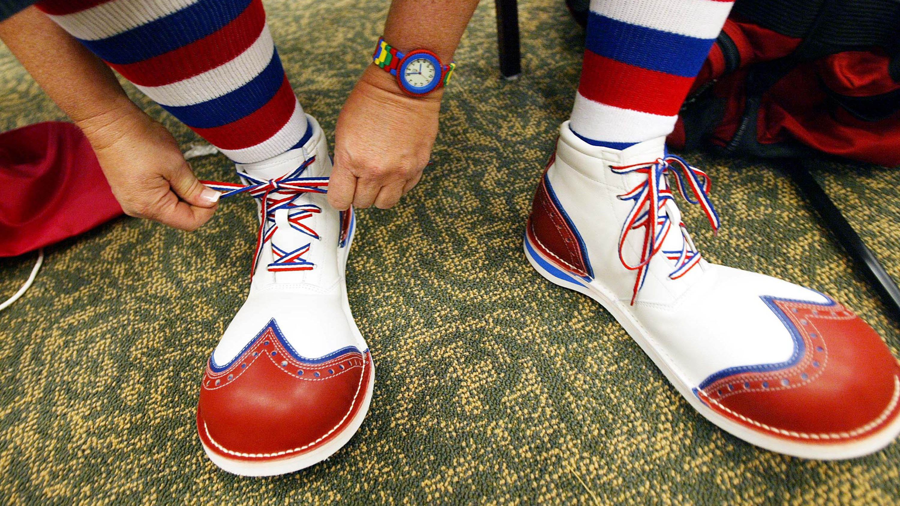 What Is 'Clownshoes' In Online Jargon?