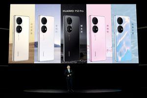 New P50 smartphones.
