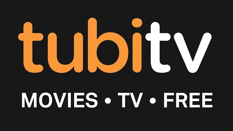 Screenshot of the Tubi TV logo