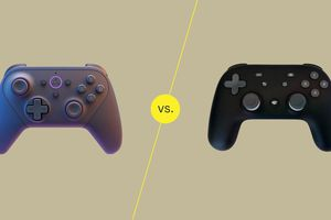 Controllers for Amazon Luna and Google Stadia