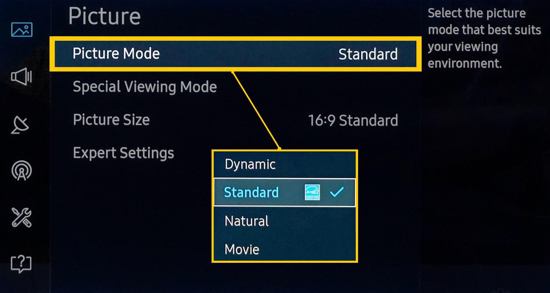 The Best Picture Settings For Samsung 4k Tv