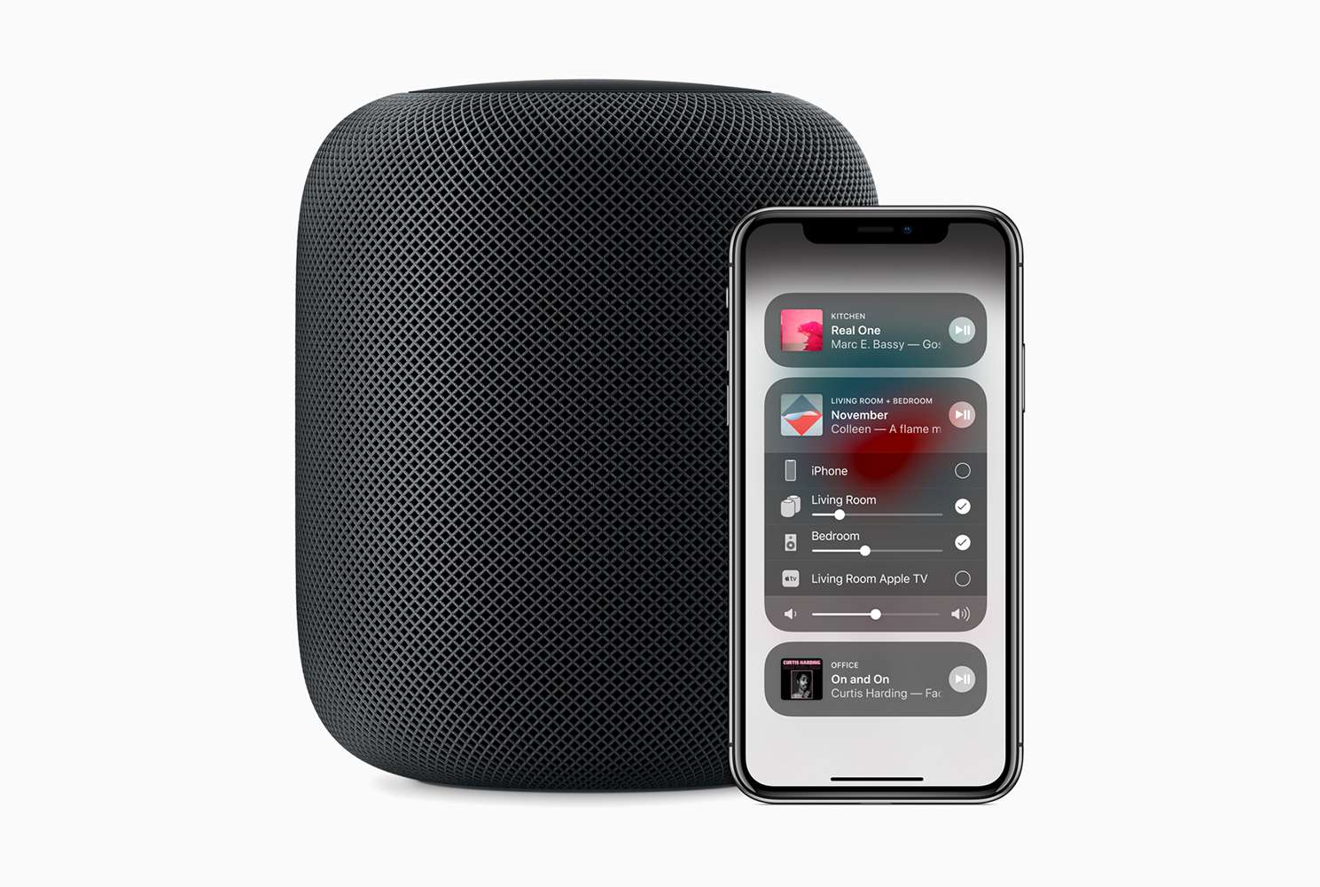 homepod and airplay