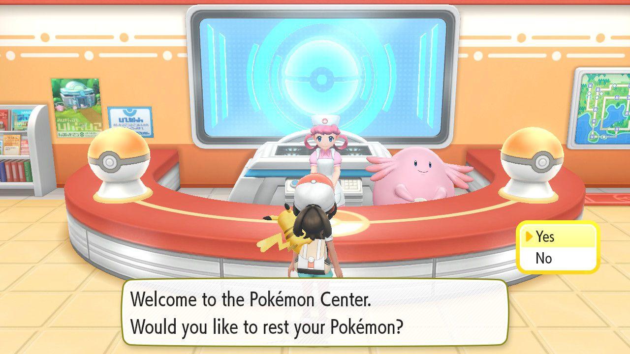 Let's Go, Pikachu!