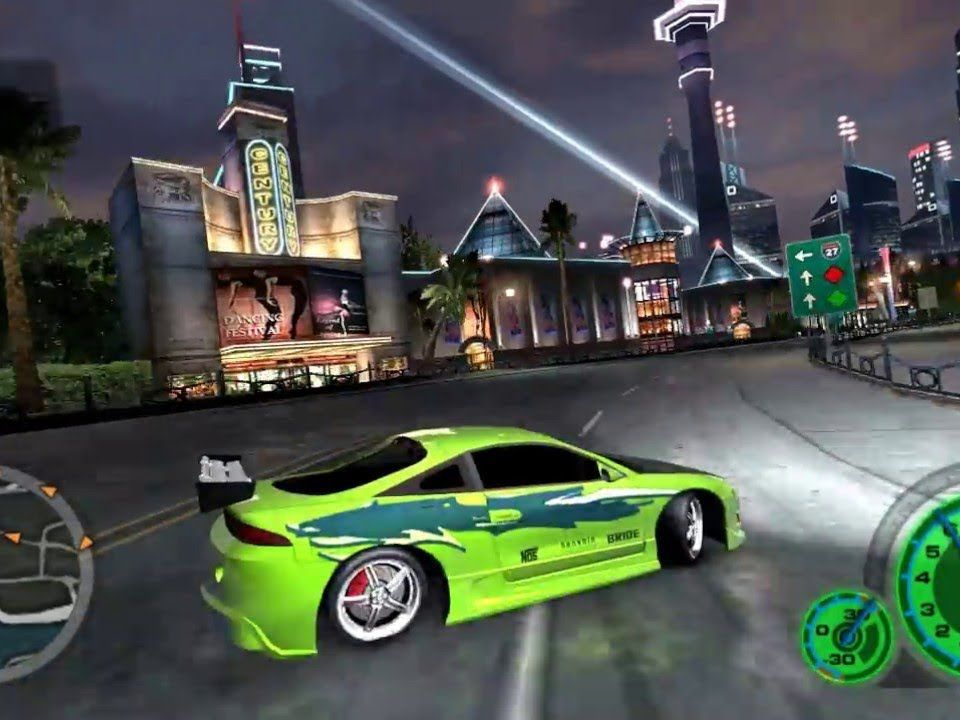 Need For Speed Underground 2 Cheats For Gamecube