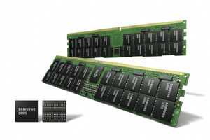 Samsung's new 14nm EUV DDR5 DRAM
