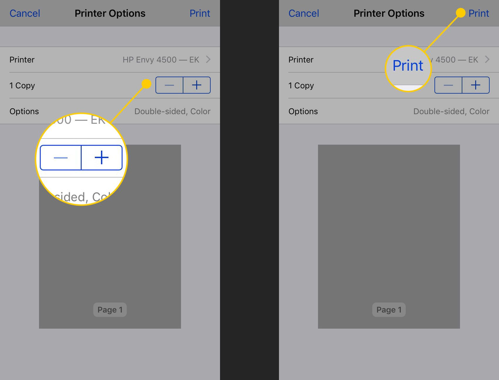 How to Print From Your iPhone With AirPrint