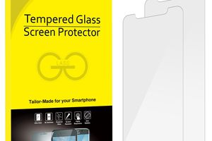 JETech Tempered Glass Screen Protector