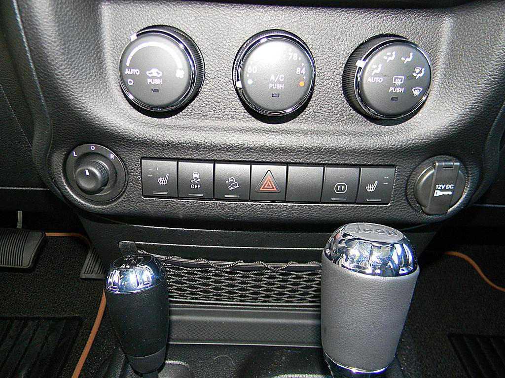 Vehicle dashboard.